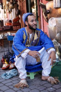 Artisan in Marrakech