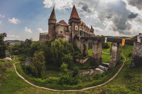 Corvin (Hunyad) Castle, Romania
