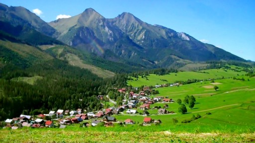 romania mountains