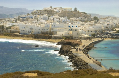 City of Naxos