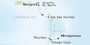 st martin to barbados