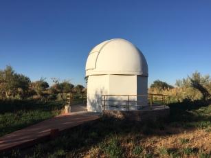 Explora Atacama's Telescope